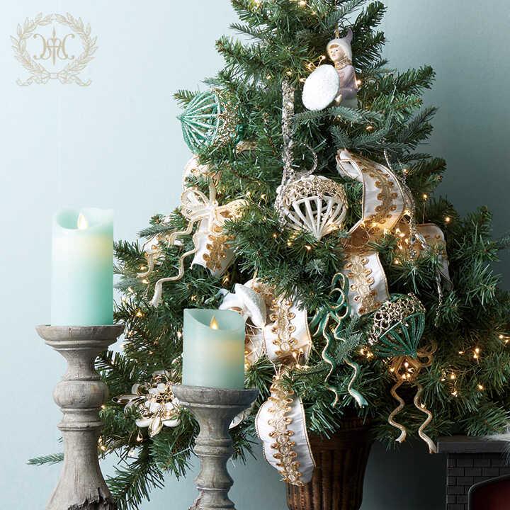 フレアークリスマスツリー