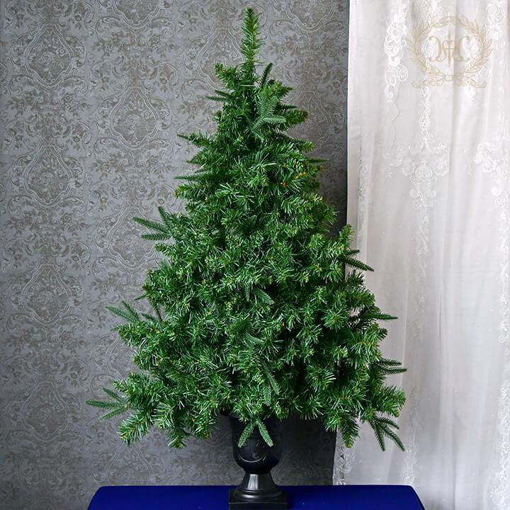 フレアークリスマスツリー120cm