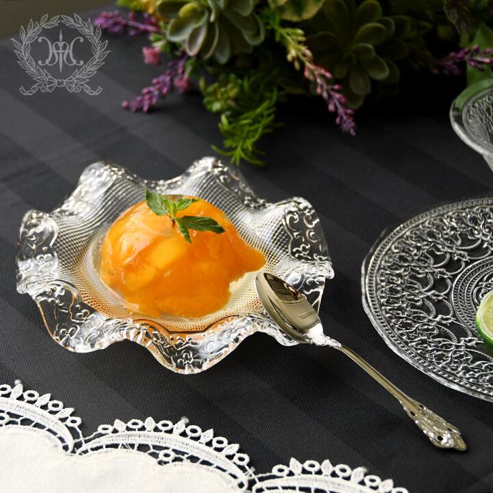 オフィーリア ガラス食器シリーズ