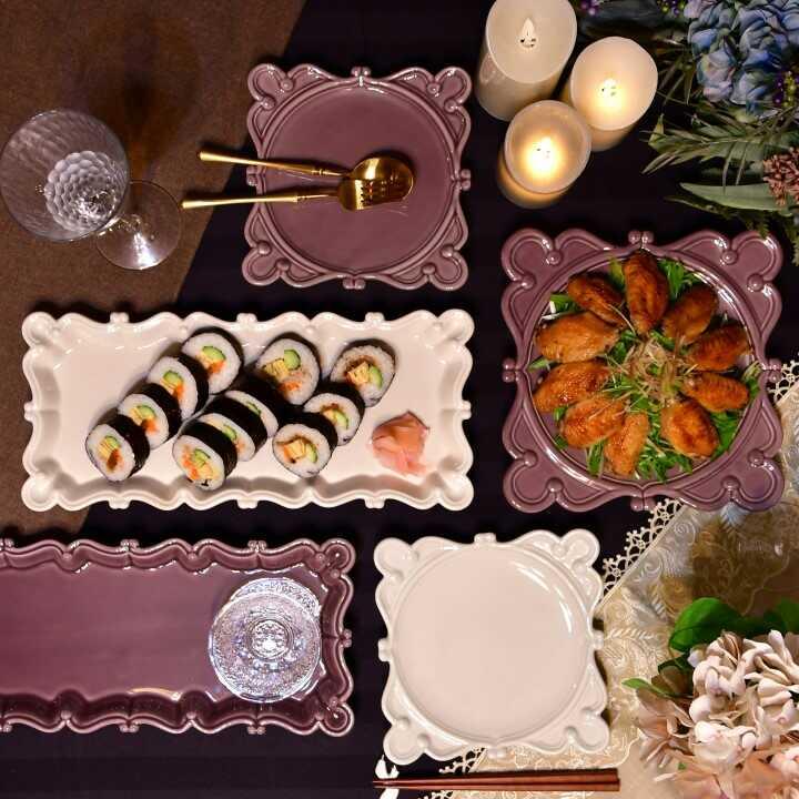 【ストアスタッフブログ】ポルトガル食器で一味違う和食のおもてなしコーデ
