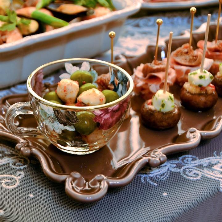 【ストアスタッフブログ】お洒落なオードブル皿&ベイクディッシュで華やかなおもてなし