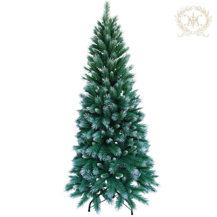 スリムフロストクリスマスツリー180cm