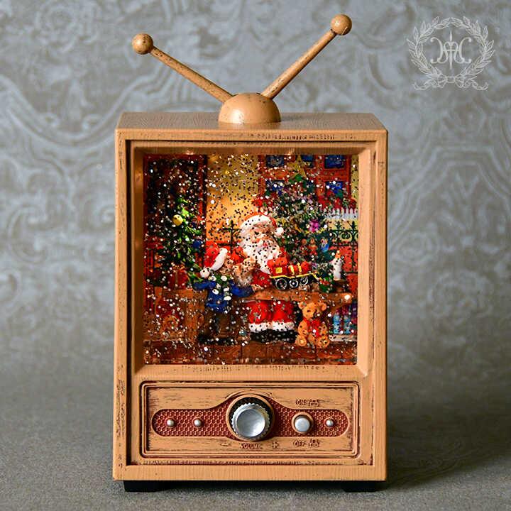 リキッドLEDテレビオルゴール