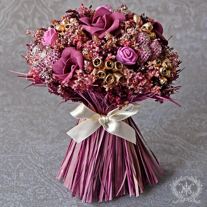 ギフトローズブーケ/ピンク