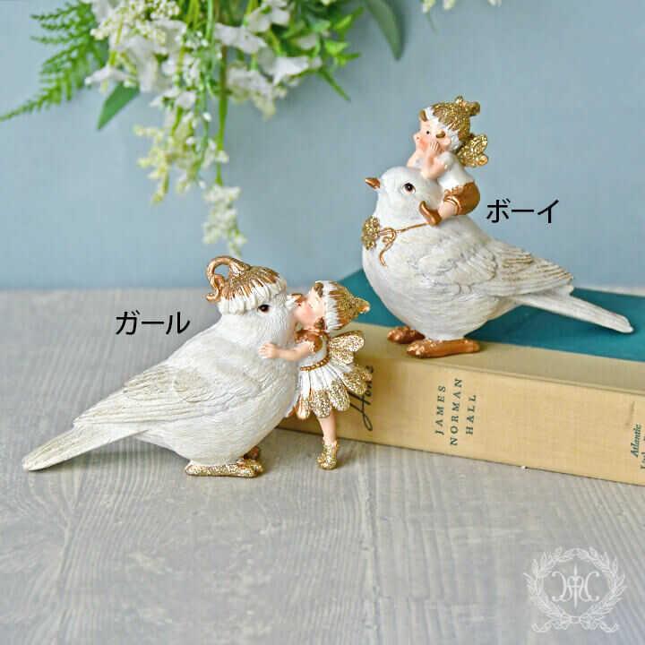 フェアリー&バード(ボーイ/ガール)
