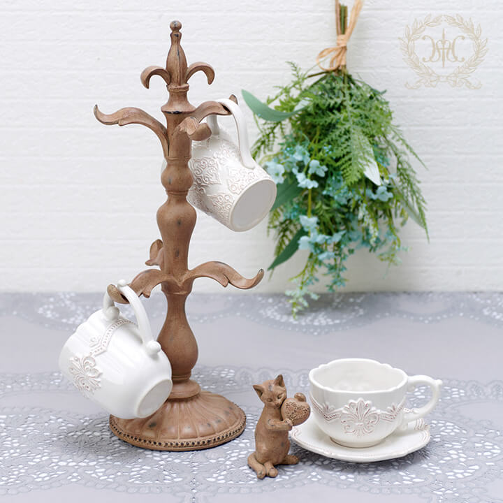 フルールマグカップ
