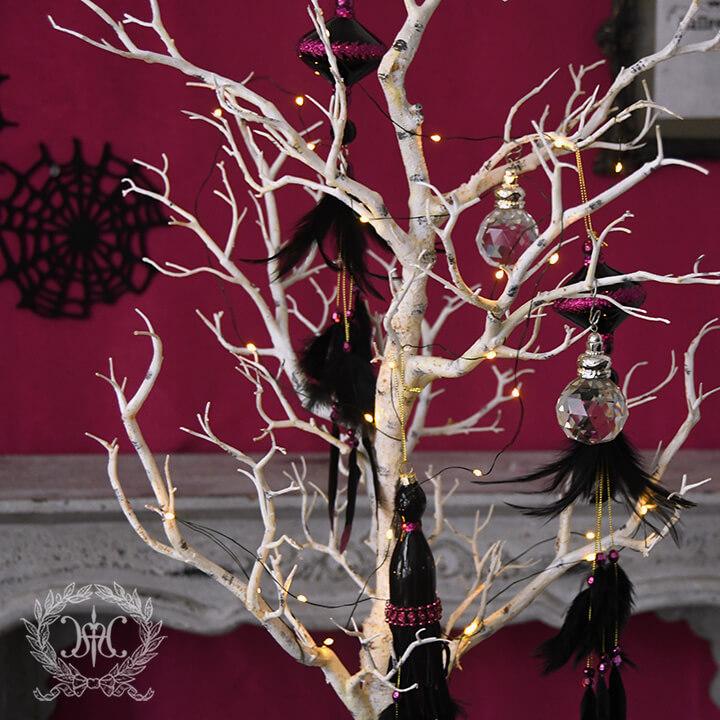 ホワイトバーチウッドクリスマスツリー