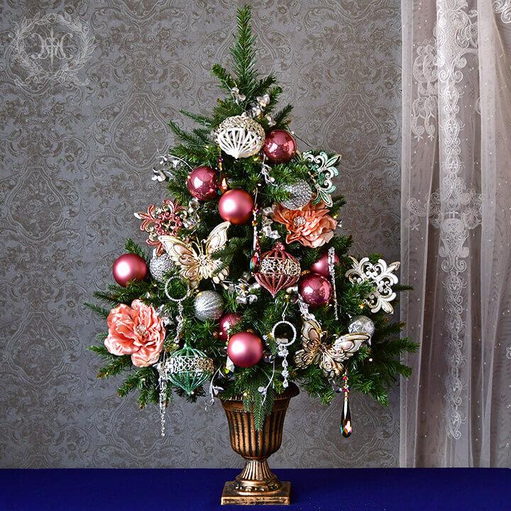 クリスマスツリーセットジュエルローズガーデン