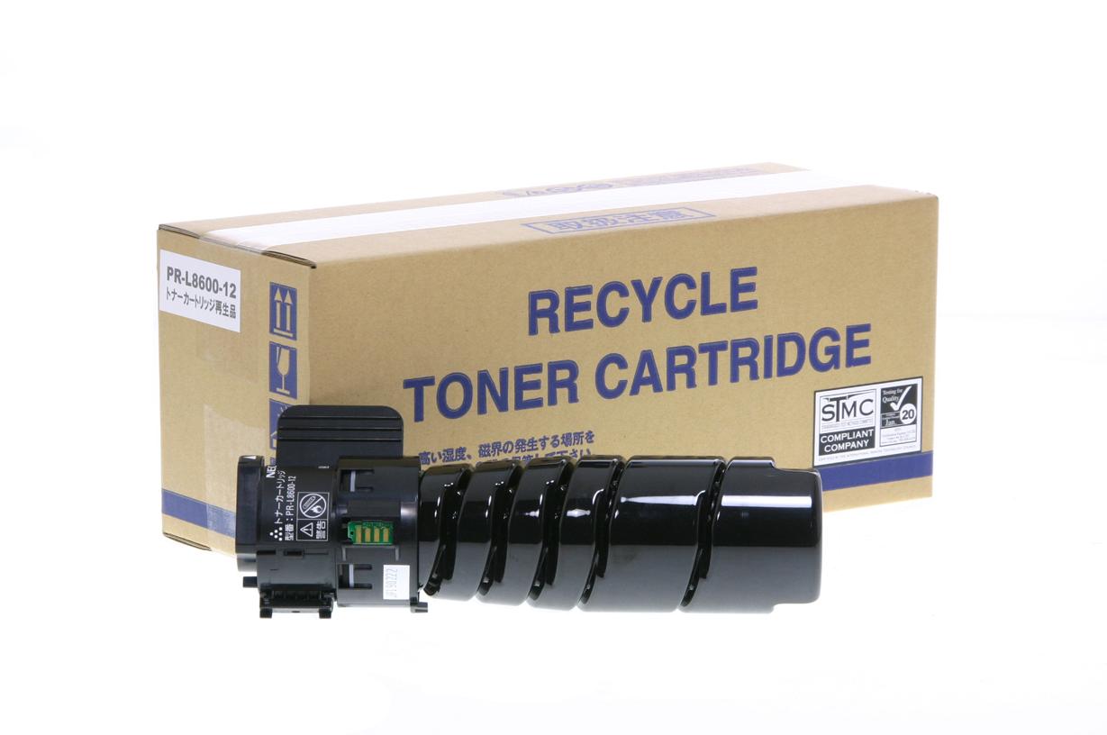 PR-L8600-12 トナーカートリッジ リサイクル | NEC | トナー・インクの ...