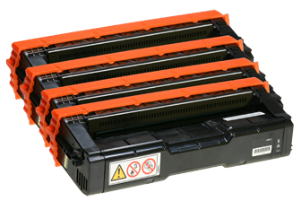 RICOH SP トナーカートリッジ C200 (KCMY) リサイクル (4色セット)