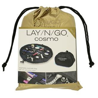 LAY/N/GO MakeUpCase ゴールド