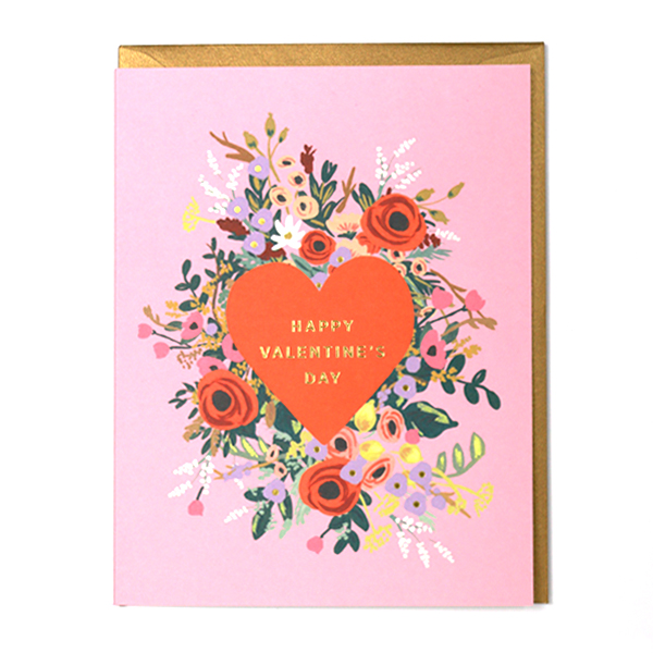カード バレンタイン