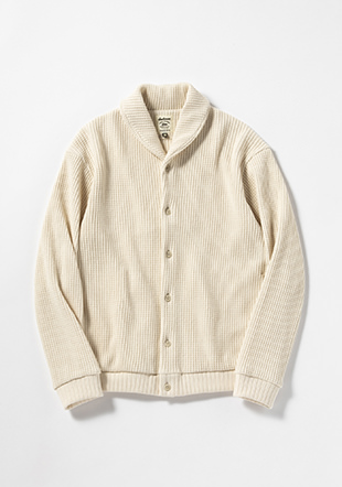 Waffle Owners Cardigan
