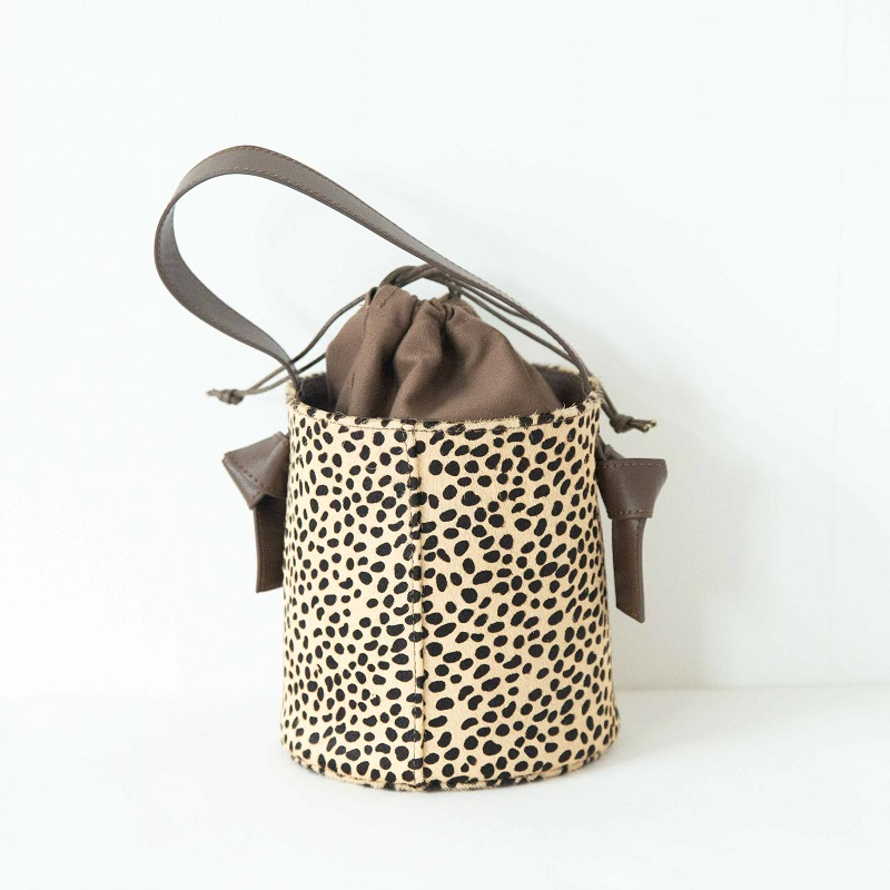ANIMAL LEATHER BAG(ゼブラ, onesize)