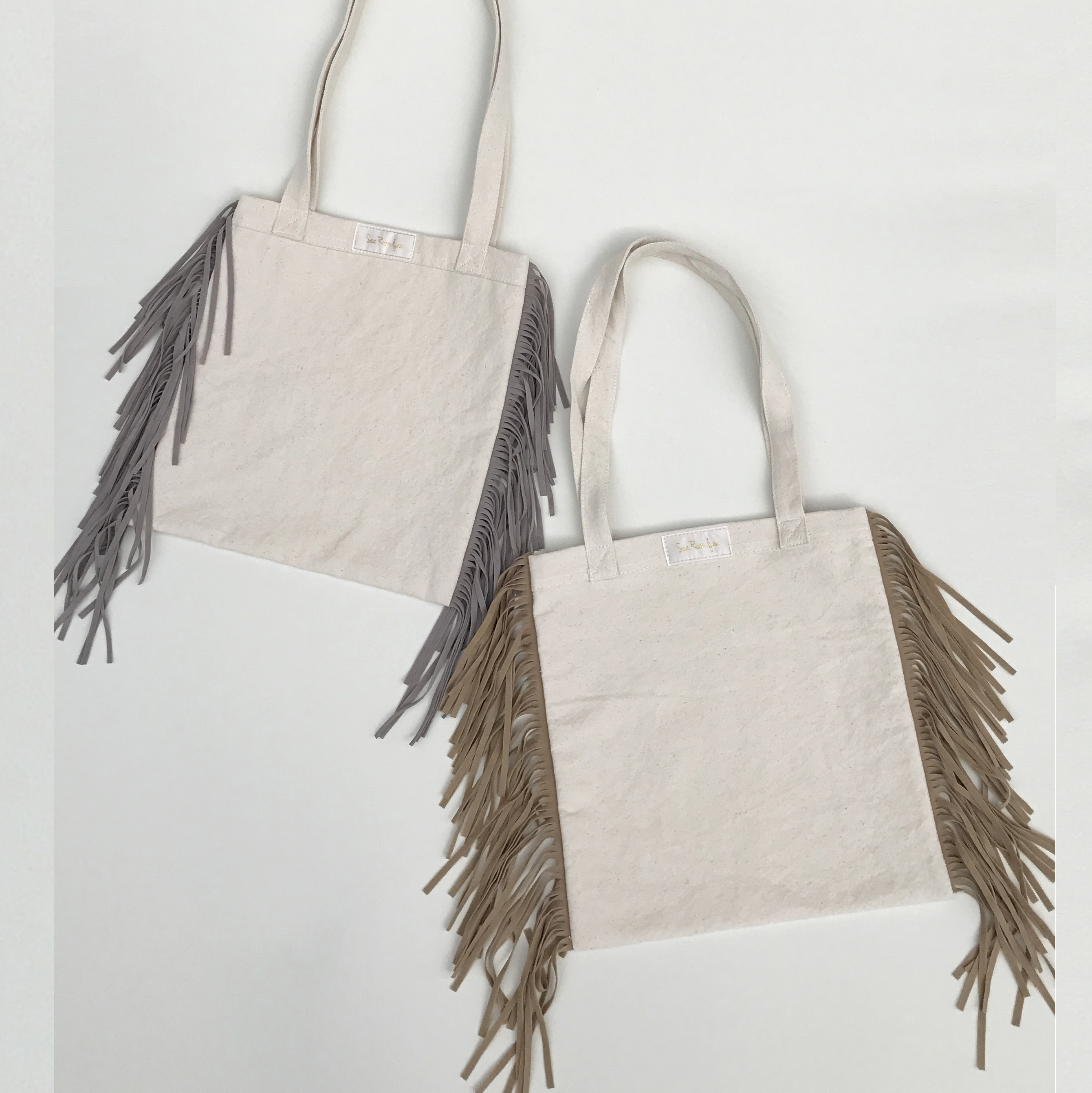 FRINGE MEDIUM BAG