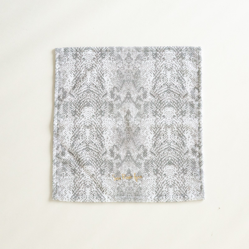 MEDIUM HAND TOWEL(ブラック, 35×35)