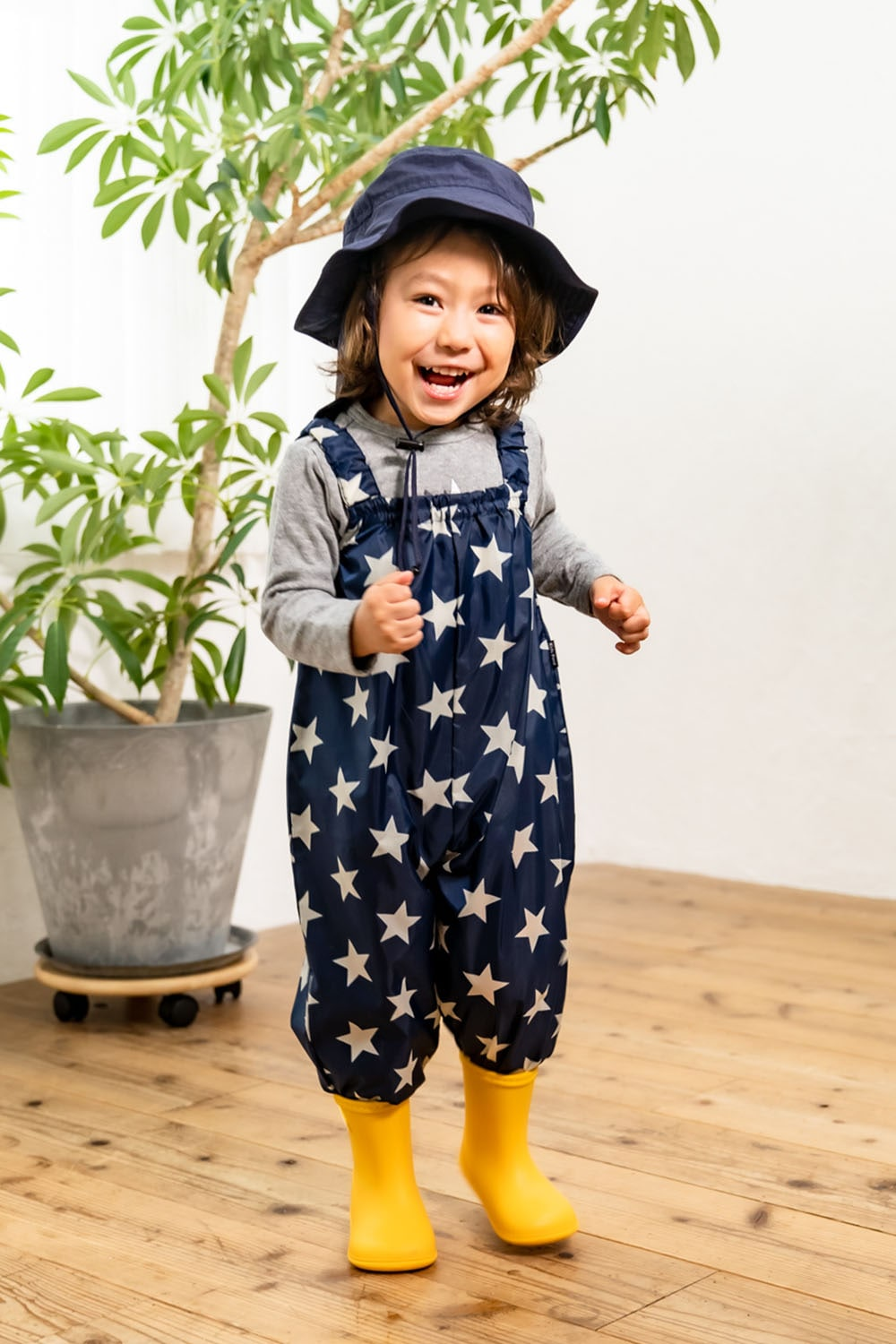 2020 AUTUMN&WINTER Kids Foret コーディネート STYLE1