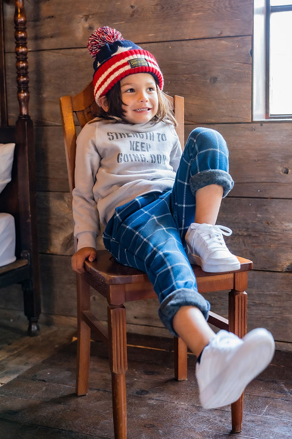 2020 AUTUMN&WINTER Daddy Oh Daddy コーディネート STYLE1