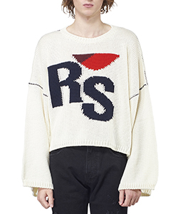 CROPPED OVERSIZED RS SWEATER