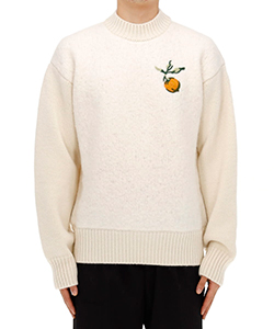 PASCAL LEMON CREWNECK