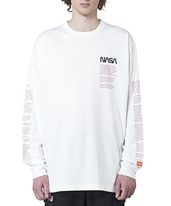 NASA OVER TSHIRT LS FACTS