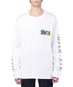 DADA LOGO LONG SLEEVE T-SHIRT