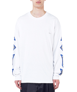 EMBROIDERY L/S T-SHIRT