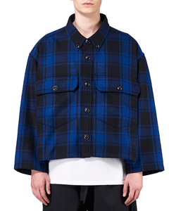 ZOOM BLOC CHECK SHIRTS