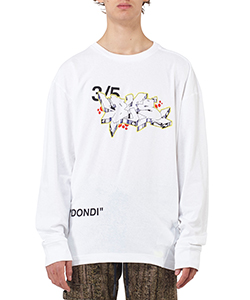 BUS TAG TWISTED L/S TEE