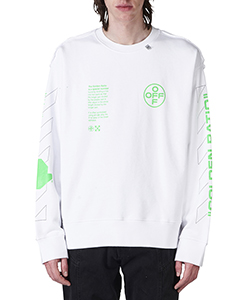 ARCH SHAPES INCOMPIUTO CREWNECK