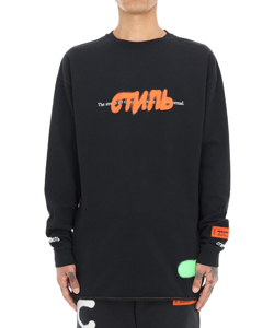 T-SHIRT REG LS CTNMB SPRAY
