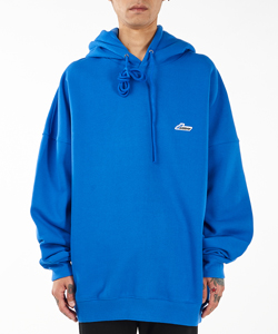 WD EMBROIDERED LOGO HOODIE