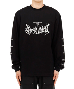MIDWEST EXCLUSIVE TRUE WORLD ACID LONG SLEEVE TEE