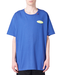 SPLIT LOGO S/S OVER TEE
