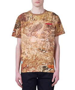 T-SHIRT SS CAMO HERON RACING