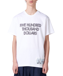ROUND NECK T MONEY