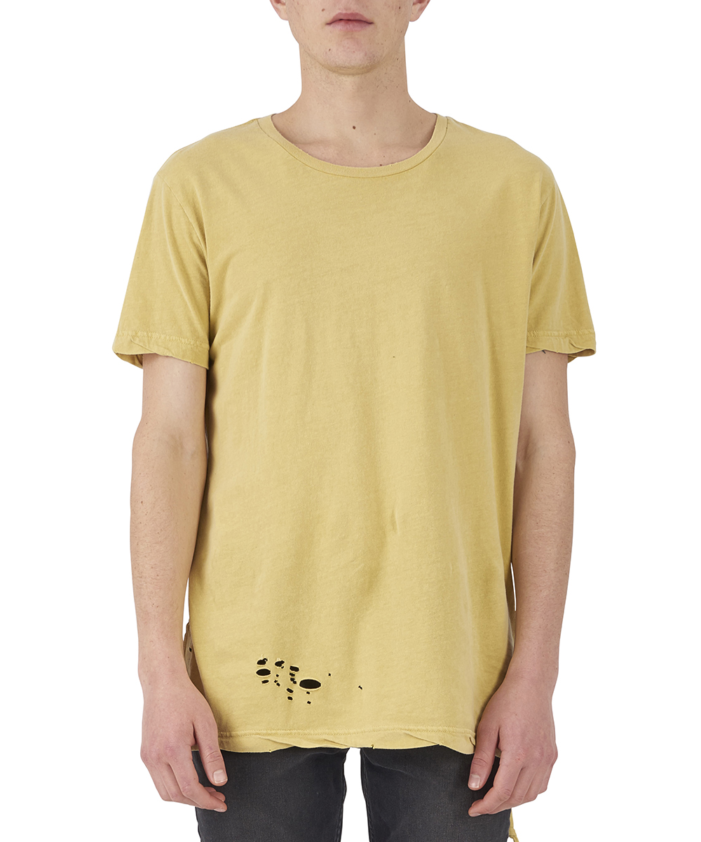 SIOUX SS TEE SOL YELLOW