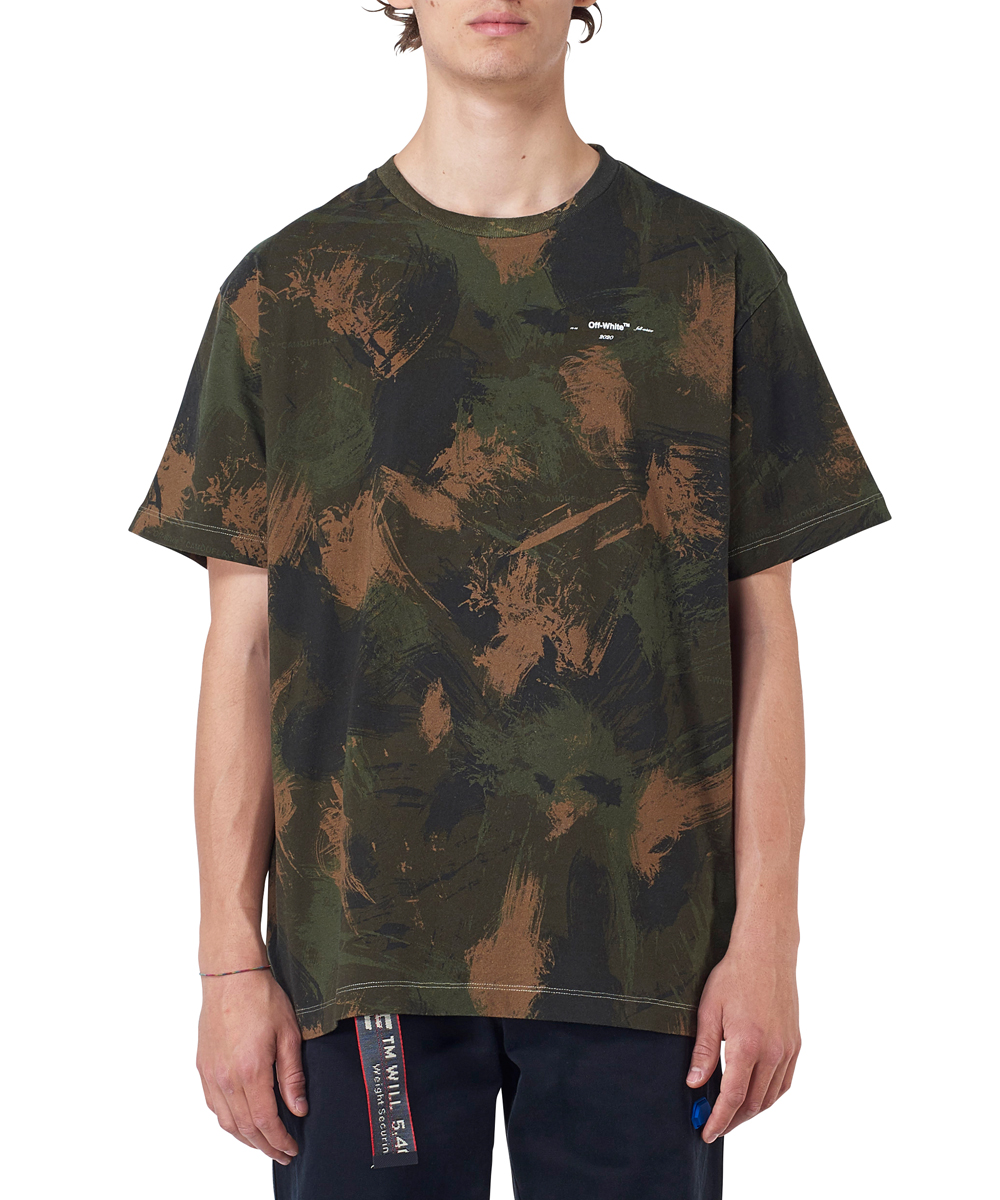 PAINTBRUSH CAMOU S/S OVER TEE