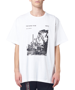 RUINED FACTORY S/S OVER TEE