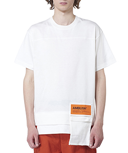 WAIST POCKET T SHIRT