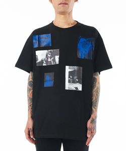 BIG FIT T-SHIRT WITH 6 PICTURES