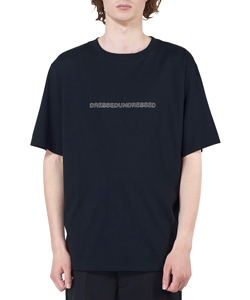 INVERT LOGO TEXT T SHIRT