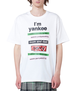"MIDWEST EXCLUSIVE ""Im yankee"" T-SHIRT"