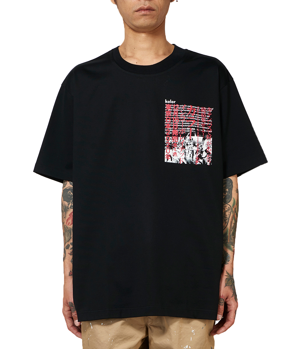 HIGH GAUGE T-SHIRT