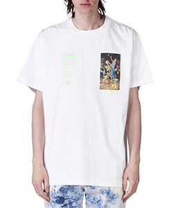 PASCAL PAINTING S/S OVER TEE