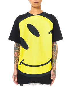 BIG FIT T-SHIRT SMILEY