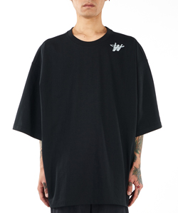 COTTON WD LOGO T-SHIRT