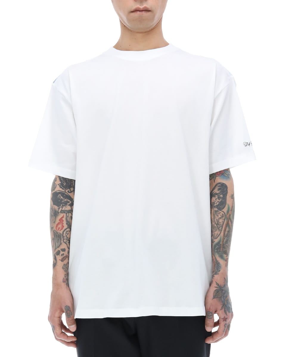 ×FRED PERRY PRINT YORK T-SHIRT