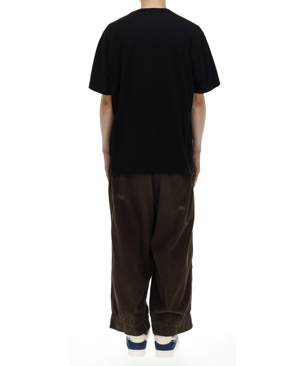 40/2 SOFT PLAIN STITCH T-SHIRT