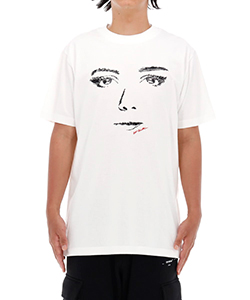 WOMAN GAZE S/S SLIM TEE
